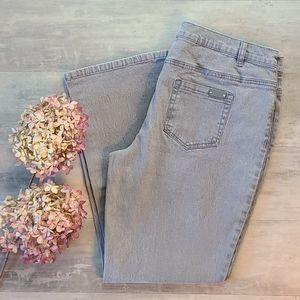 DG2 Grey Petite Jeans